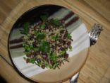 Mexican Rice & Black Bean Salad