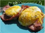Little Egg and Ham Pies (Dukan Recipe)