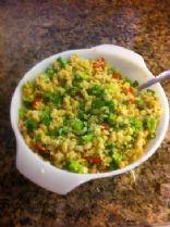 Couscous-white bean salad