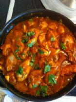 quick and easy butter chicken curry