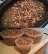 Chicken and Cauliflower Stew