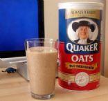 Oatmeal Smoothie w/ milk