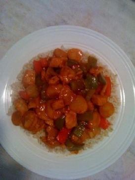 Simple General Tsao's Chicken