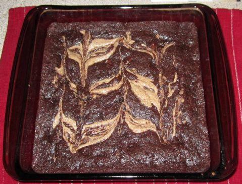 Paleo Chocolate Almond Butter Swirl Brownies