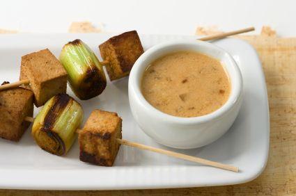 No-Fail Grilled Tofu