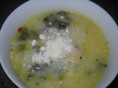 Low Cal Zuppa Toscana Soup