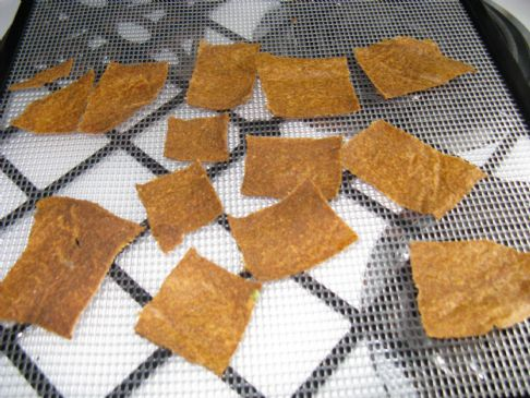Raw Oriental Crackers