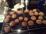 Chocolate Pecan Sandies