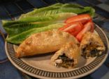 Pumpkin, Feta and Walnut Pasties with Wholemeal Ricotta Pastry