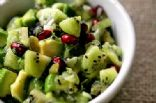 Kiwi Salsa Recipe with Pomegranate