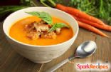 Carrot, Parsnip & Leek Soup