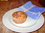 Cranberry, Oat & Bran Muffins