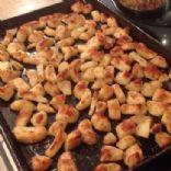Crispy Baked Oven Potatoes (No Oil)