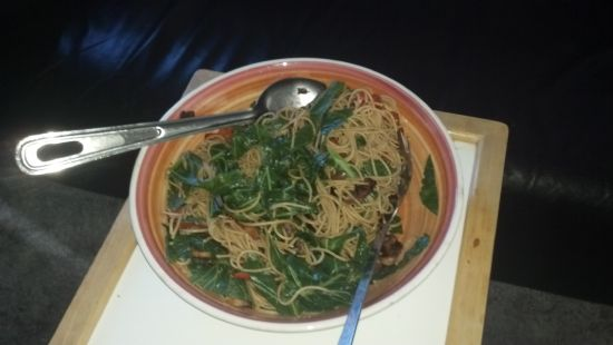Fresh from the Farm Pasta