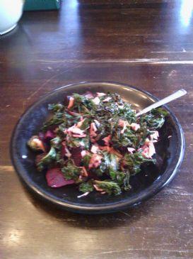 Kale Beet Heat