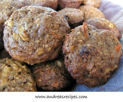 Red Mill Flax Bran Muffins