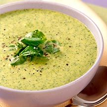 Weight Watchers Cream of Broccoli Soup