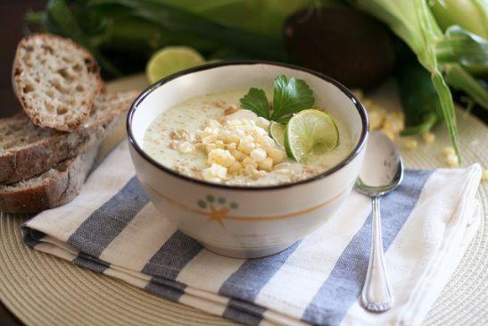 Raw Corn Chowder