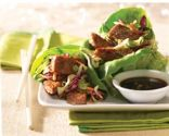 Asian-Style Lettuce Wraps Recipe