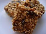 Chewy Oatmeal Bars