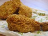 "Southern Oven ""Fried"" Chicken"