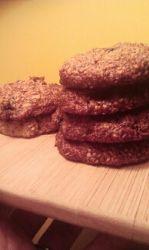 Surprisingly Fantastic and healthy cookies! Gluten-free, Paleo, Vegan!