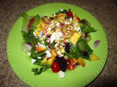Pico de Gallo Salad