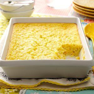 Corn Pudding IV