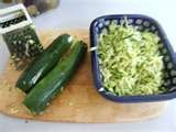Zucchini Bars
