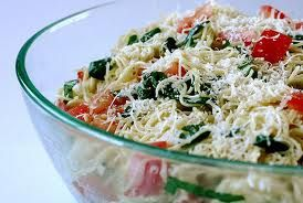 Roasted Red Pepper Pasta Salad