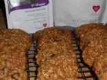 Vi-Shake Banana Nut ChocoChip Oatmeal cookies