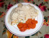 Cream Chicken Gravy