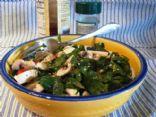Asian Chard Salad