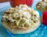 Tuna Melt on English Muffin (FOOD.com)