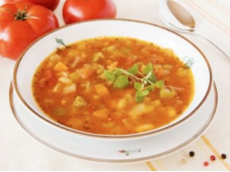 CABBAGE   TOMATO   BEEF   SOUP