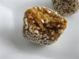 Sesame Nut Balls