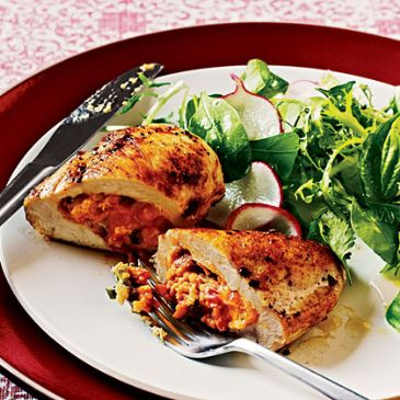 Pimiento Cheese Stuffed Chicken **Low Carb/High Protein