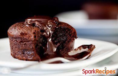 Chocolate Peanut Butter Brownie Mug Cake
