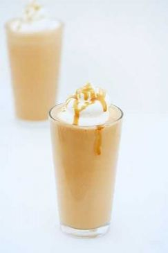 Salted Caramel Mocha Smoothie