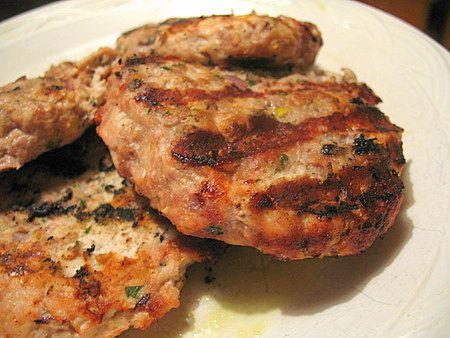 Naomis Lean Turkey Burger