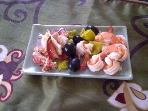 Shrimp & Lobster Salad