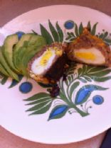 Low Carb Scotch Eggs
