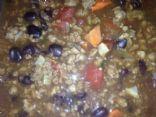Veggie Crumble Soup