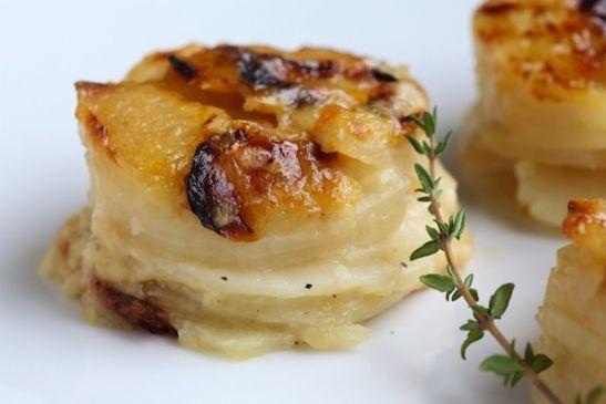 Organic Scallop Potatoes Recipe