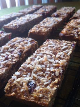 Heavenly & Healthy Granola Bars