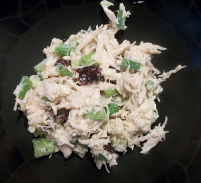 Light Cranberry Chicken Salad