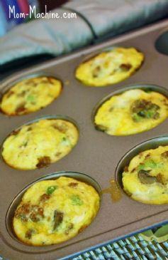 Veggie and egg muffins low carblow fat recipe sparkrecipes forumfinder Images