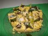 Dhokla (Indian- Gujarati dish)