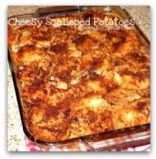 Real Old Fashioned Scalloped Potatoes with Velvetta