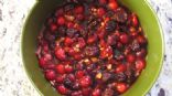 Cranberry, Cherry and Walnut Sauce